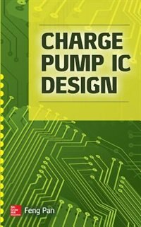 Book Charge Pump IC Design by Feng Pan