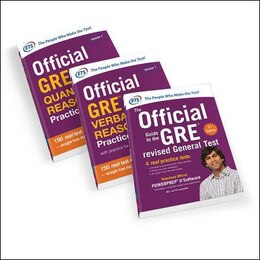 Book Official GRE Super Power Pack by Educational Testing Service