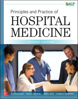 Book Principles and Practice of Hospital Medicine, 2nd Edition by Sylvia McKean