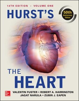Book Hurst's the Heart, 14th Edition: Two Volume Set by Valentin Fuster