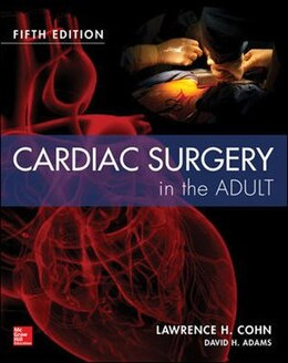 Book Cardiac Surgery in the Adult Fifth Edition by Lawrence H. Cohn