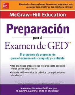 Book Preparación para el Examen de GED by McGraw-Hill Education Editors