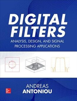 Book Digital Signal Processing: Signals, Systems, and Filters, Second Edition by Andreas Antoniou