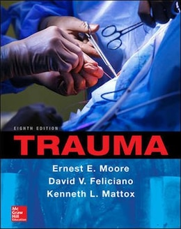 Book Trauma, 8th edition by Ernest E. Moore