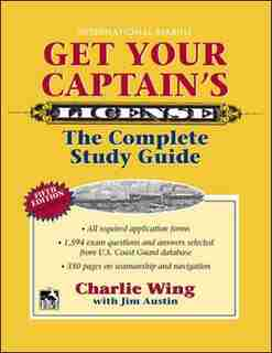 Get Your Captain's License, 5th by Charlie Wing