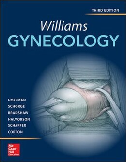 Book Williams Gynecology, Third Edition by Barbara Hoffman