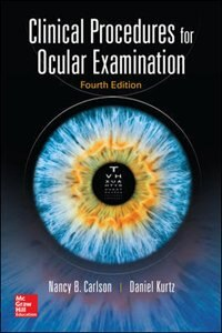 Book Clinical Procedures for Ocular Examination, Fourth Edition by Nancy Carlson
