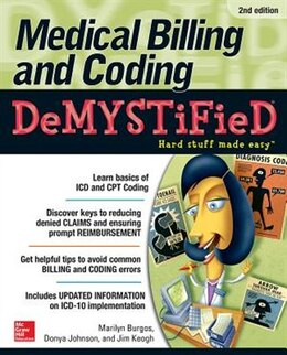 Book Medical Billing & Coding Demystified, 2nd Edition by Marilyn Burgos