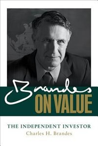 Book Brandes on Value: The Independent Investor by Charles Brandes