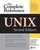 UNIX: The Complete Reference, Second Edition: The Complete Reference, Second Edition