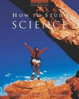 Book How to Study Science by Frederick Drewes