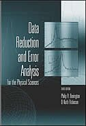 Book Data Reduction and Error Analysis for the Physical Sciences by Philip Bevington