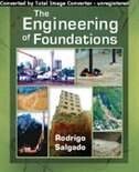 Book The Engineering of Foundations by Rodrigo Salgado