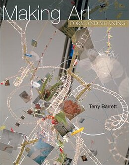 Book Making Art: Form and Meaning: Form and Meaning by Terry Barrett