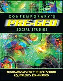 Book Pre-GED Satellite Book: Social Studies: Social Studies by .. Contemporary