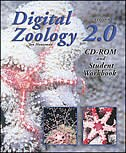 Digital Zoology Version 2.0 CD-ROM with Workbook by Jon Houseman
