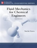 Book Fluid Mechanics for Chemical Engineers by Noel De Nevers