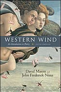 Book Western Wind:  An Introduction to Poetry: An Introduction to Poetry by David Mason