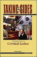 Book Taking Sides: Clashing Views in Criminal Justice: Clashing Views in Criminal Justice by Thomas Hickey