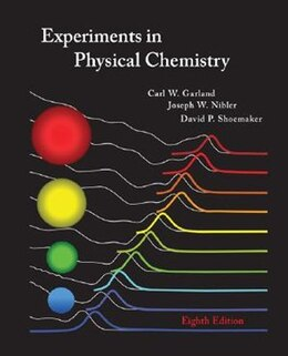 Book Experiments in Physical Chemistry by Carl Garland