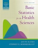 Book Basic Statistics for the Health Sciences by Jan Kuzma