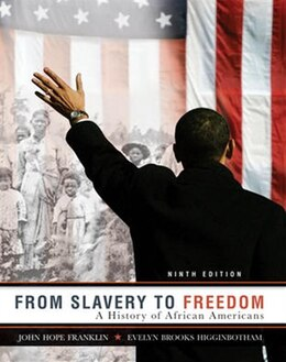 Book From Slavery to Freedom by John Hope Franklin