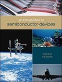 Book An Introduction to Semiconductor Devices by Donald Neamen