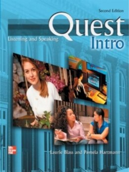 Book Quest Listening and Speaking Intro Student Book: 2nd Edition by Laurie Blass