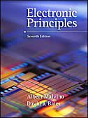 Book Electronic Principles with Simulation CD by Albert Malvino