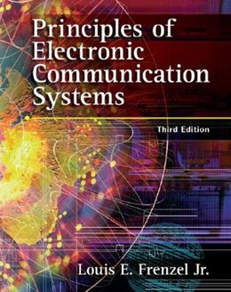 Book Principles of Electronic Communication Systems by Louis Frenzel