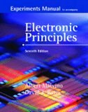 Book Experiments Manual with Simulation CD to accompany Electronic Principles by Albert Malvino