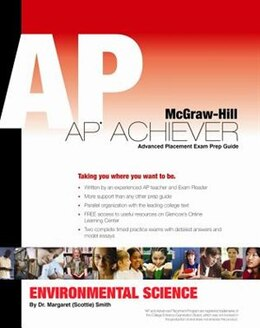 Book AP Achiever (Advanced Placement* Exam Preparation Guide) for AP Environmental Science (College Test… by Margaret (Scottie) Smith