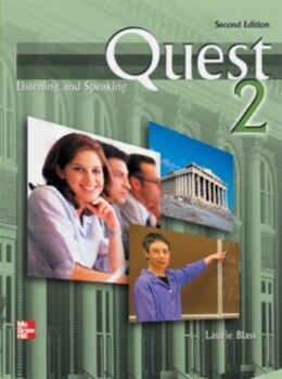 Book QUEST 2 LISTENING AND SPEAKING AUDIO CDs (6): 2nd edition by Laurie Blass