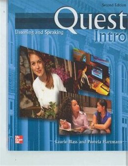 Book Quest Listening and Speaking Intro Student Book w/ Audio Highlights: 2nd edition by Laurie Blass