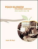 Book Peach Blossom Cologne Company with CD by Jack Paul