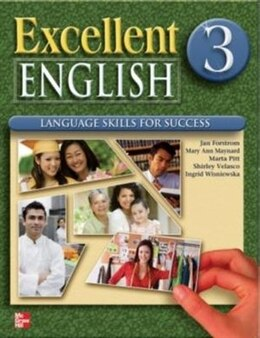 Book Excellent English 3: Student Book: Language Skills For Success by Jan Forstrom