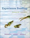 Book Experience Reading, Book 1 by Suzanne Liff