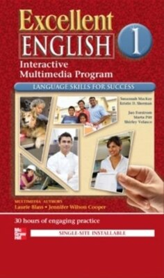 Book EXCELLENT ENGLISH 1: Interactive CD-ROM: Interactive CD-ROM by Jan Forstrom