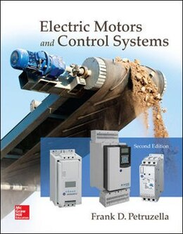 Book Electric Motors and Control Systems by Frank Petruzella