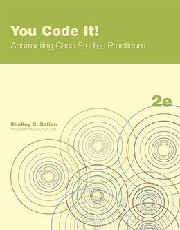 Book You Code It! Abstracting Case Studies Practicum by Shelley Safian