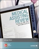 Book Medical Assisting Review: Passing the CMA, RMA, and CCMA Exams by Jahangir Moini