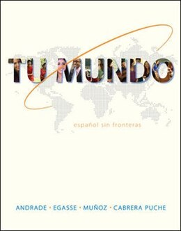 Book Tu mundo UPDATED EDITION by Magdalena Andrade