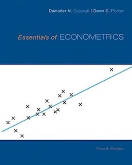 Book Essentials of Econometrics by Damodar Gujarati