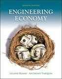 Book Engineering Economy by Leland Blank