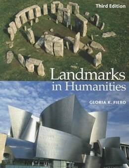 Book Landmarks in Humanities by Gloria Fiero