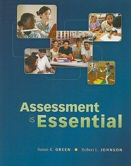 Book Assessment is Essential by Susan Green