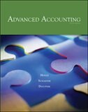 Book Advanced Accounting by Joe Ben Hoyle