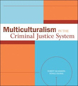Book Multiculturalism in the Criminal Justice System by Robert Mcnamara