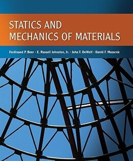 Book Statics and Mechanics of Materials by Ferdinand Beer