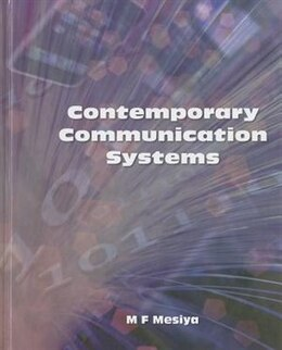 Book Contemporary Communication Systems by M. Farooque Mesiya